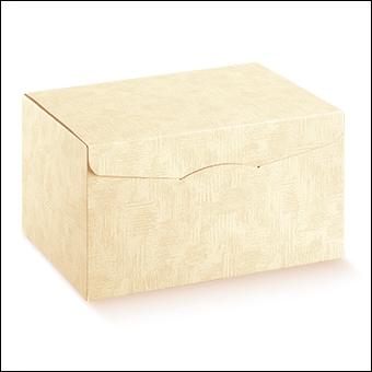 Schachtel - Segreto - Dekor Tela Neutro