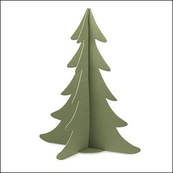 Tannenbaum ALBERO - Dekor Linea Verde