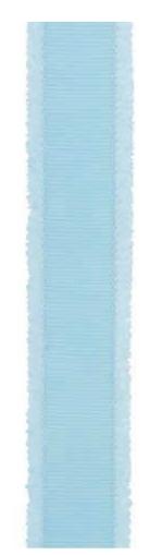 Geschenkband - NASTRO FRANGE - 22 mm x 25 m - Dekor Celeste