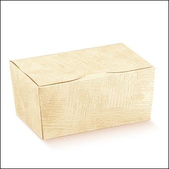 Schachtel - Ballottin - Dekor Tela Neutro