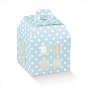 Schachtel - Lanterna - Dekor Atelier Azzurro