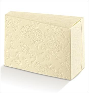 Schachtel Törtchen - Fetta Torta - Dekor Sorgente