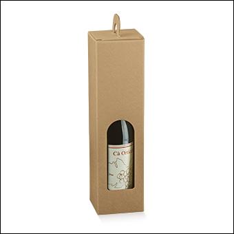 Flaschenkarton - Dekor Avana