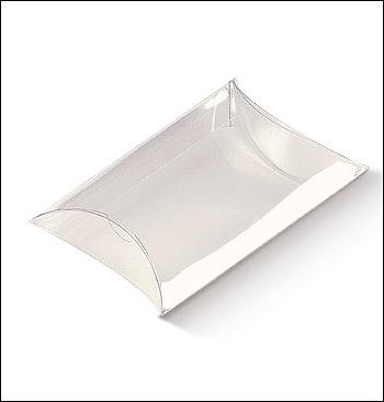 Schachtel Fixbox - Busta - Dekor Trasparent