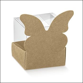 Schachtel - Cestello Farfalla - Dekor Avana