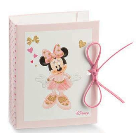 BOOK - Dekor Minnie Ballerina