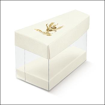 Schachtel Törtchen - Fetta Torta - Dekor Signum Oro