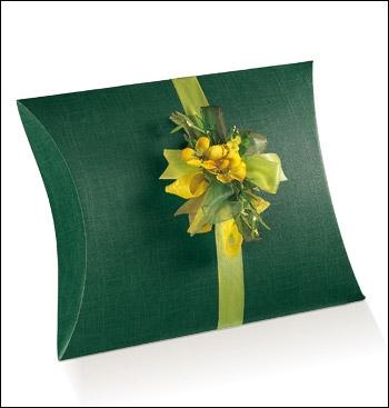 Schachtel Fixbox - Busta - Dekor Seta Verde