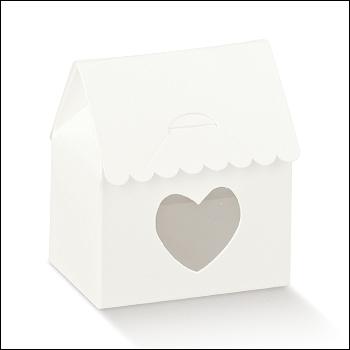 Schachtel - Casetta Fiore - Dekor White