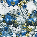 Dekor Blue Christmas