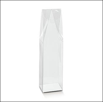 Flaschenkarton - Dekor Trasparente