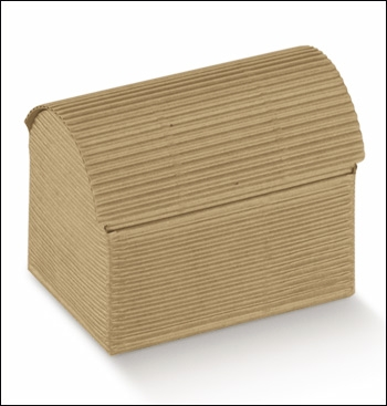 Schachtel Truhe - Cofanetto - Dekor Onda Avana