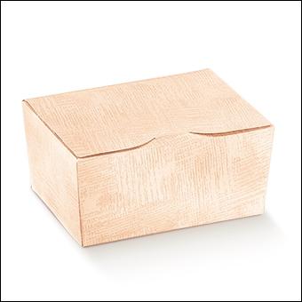 Schachtel - Ballottin - Dekor Tela Rosa