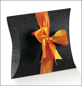Schachtel Fixbox - Busta - Dekor Seta Nero