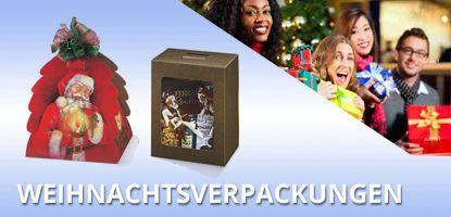 Weihnachtsverpackungen, Verpackung für Weihnachten