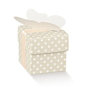 Schachtel mit Deckel - F/C-dp - Dekor Atelier Tortora