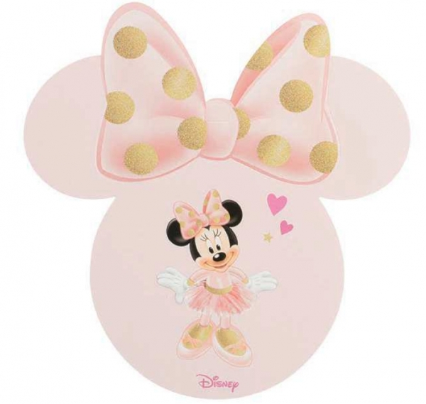 Bigliettino Minnie - Dekor Minnie Ballerina