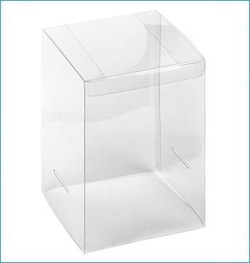Schachtel - No fondo New - Dekor Trasparente