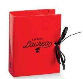 BOOK - Dekor La Mia Laurea