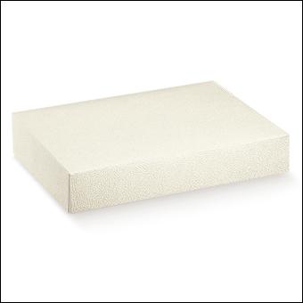 Schachtel - Pronta - Dekor Pelle Bianco