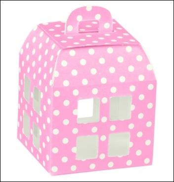 Schachtel - Lanterna - Dekor Atelier Rosa