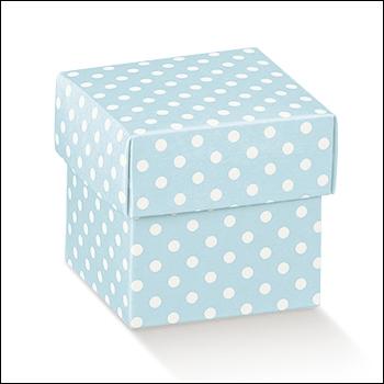Schachtel mit Deckel - F/C-dp - Dekor Atelier Azzurro