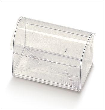 Schachtel Truhe - Cofanetto - Dekor Trasparente