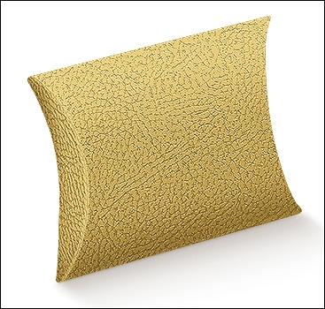Schachtel Fixbox - Busta - Dekor Pelle Oro
