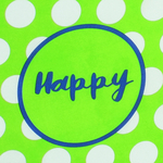 Dekor Happy Verde/Blu
