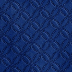 Dekor Matelasse Blu