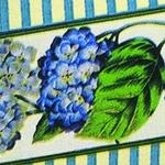 Dekor Ortensie Azzurre