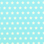 Dekor Star Azzurro