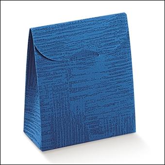 Schachtel - Sacchetto - Dekor Tela Bluette