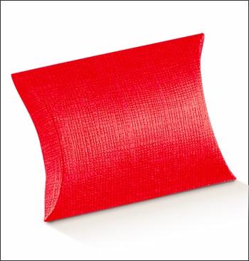 Schachtel Fixbox - Busta - Dekor Seta Rosso
