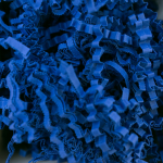 Füllmaterial (PresentFill) Saphir Blau