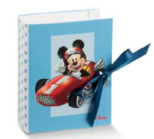 BOOK - Dekor Mickey Go