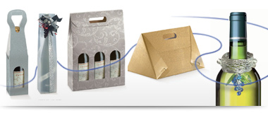 fausto - Weinverpackung Weinverpackungen
