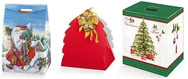 Weihnachtsverpackung, Weihnachtsgeschenke